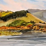 carmel_river_mouth_22x30