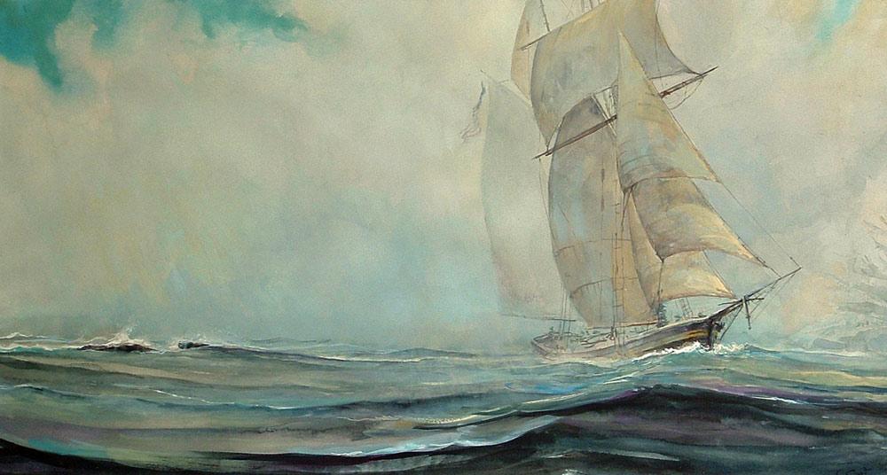 tops'l-schooner