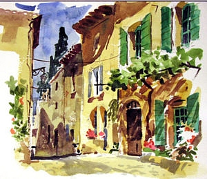 ldon-provencal-village